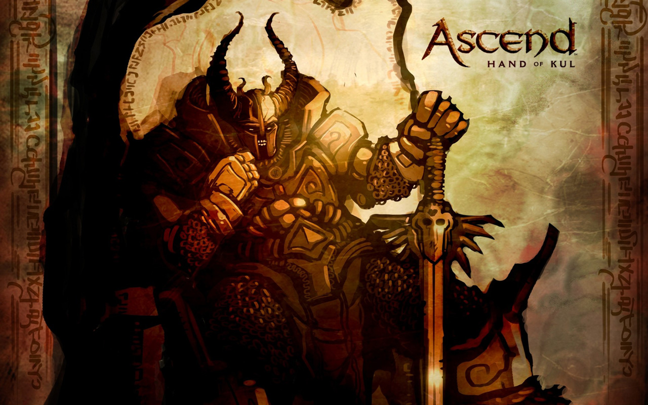 Free Ascend: Hand of Kul Wallpaper in 1280x800