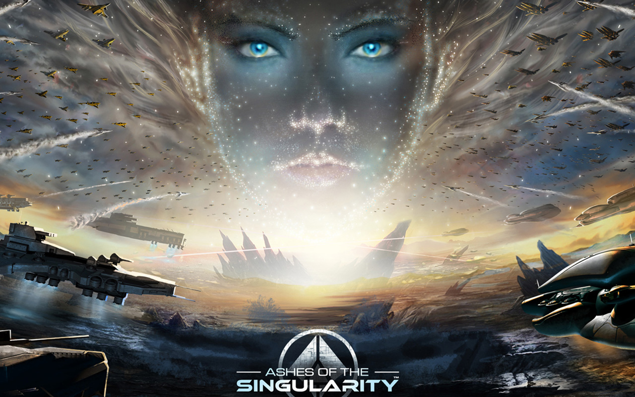 Free Ashes of the Singularity Wallpaper in 1280x800
