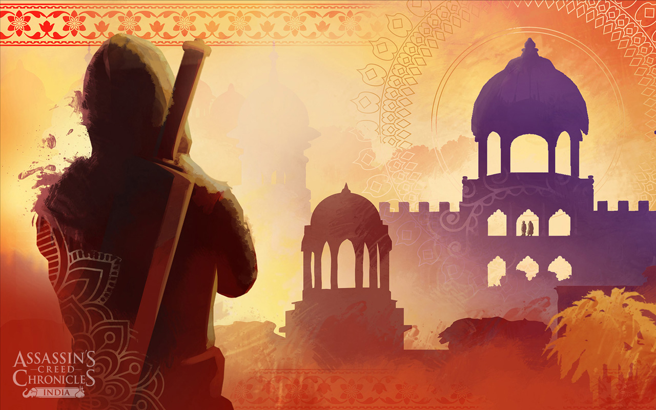 Free Assassin's Creed Chronicles: India Wallpaper in 1280x800