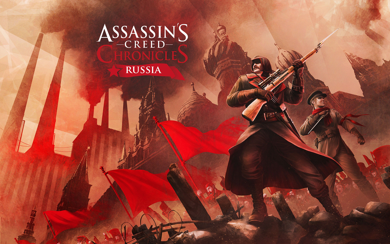Free Assassin's Creed Chronicles: Russia Wallpaper in 1280x800