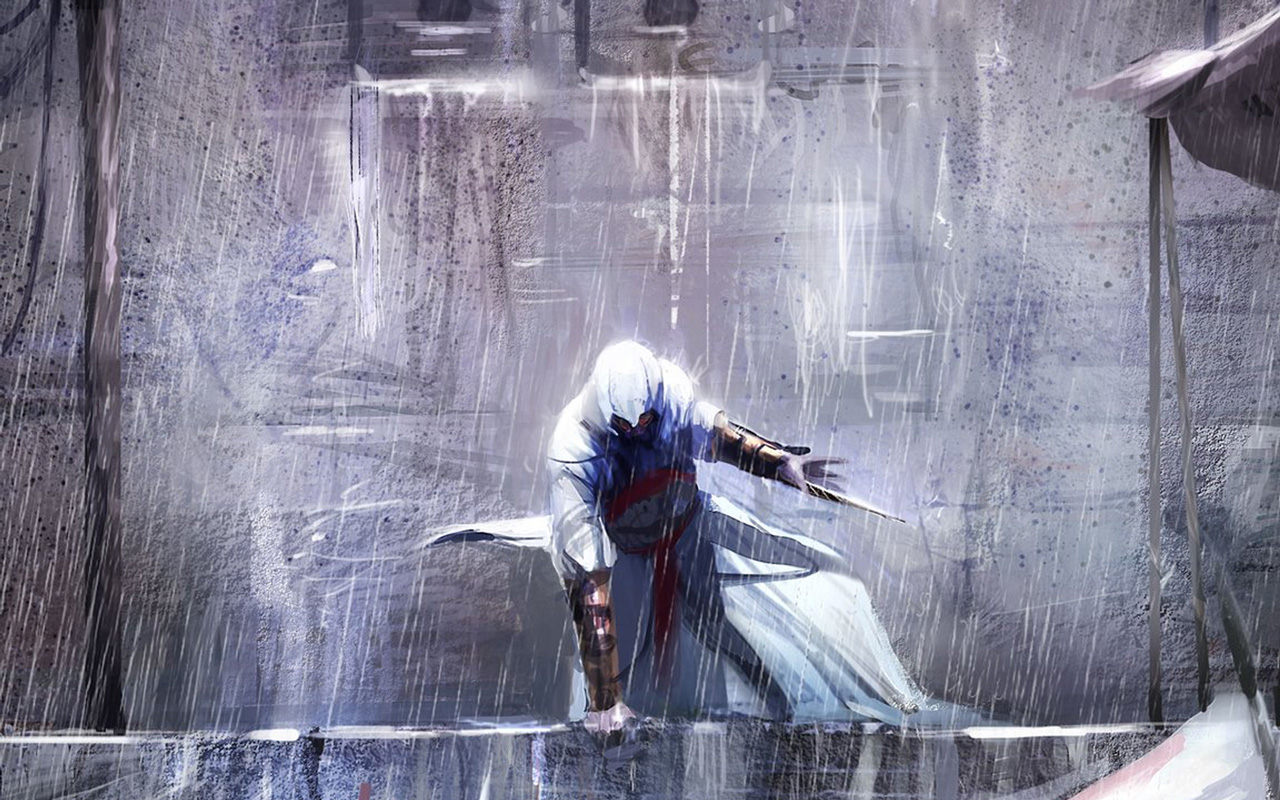Free Assassin's Creed Wallpaper in 1280x800