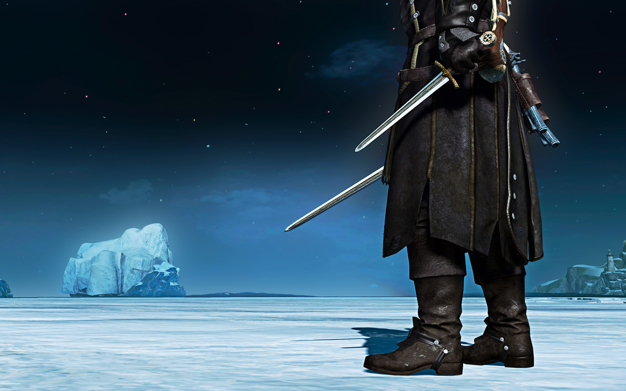 Free Assassin's Creed: Rogue Wallpaper in 1280x800