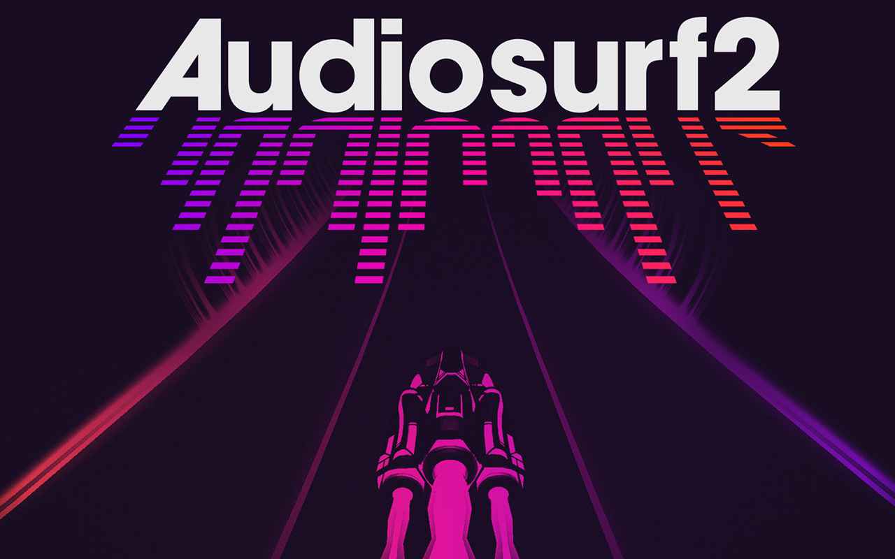 Free Audiosurf 2 Wallpaper in 1280x800