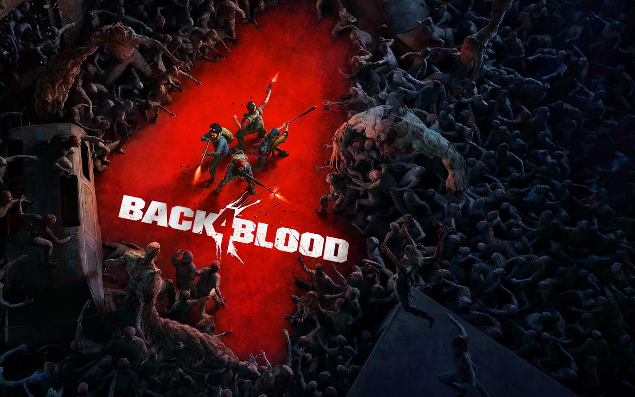 Free Back 4 Blood Wallpaper in 1280x800