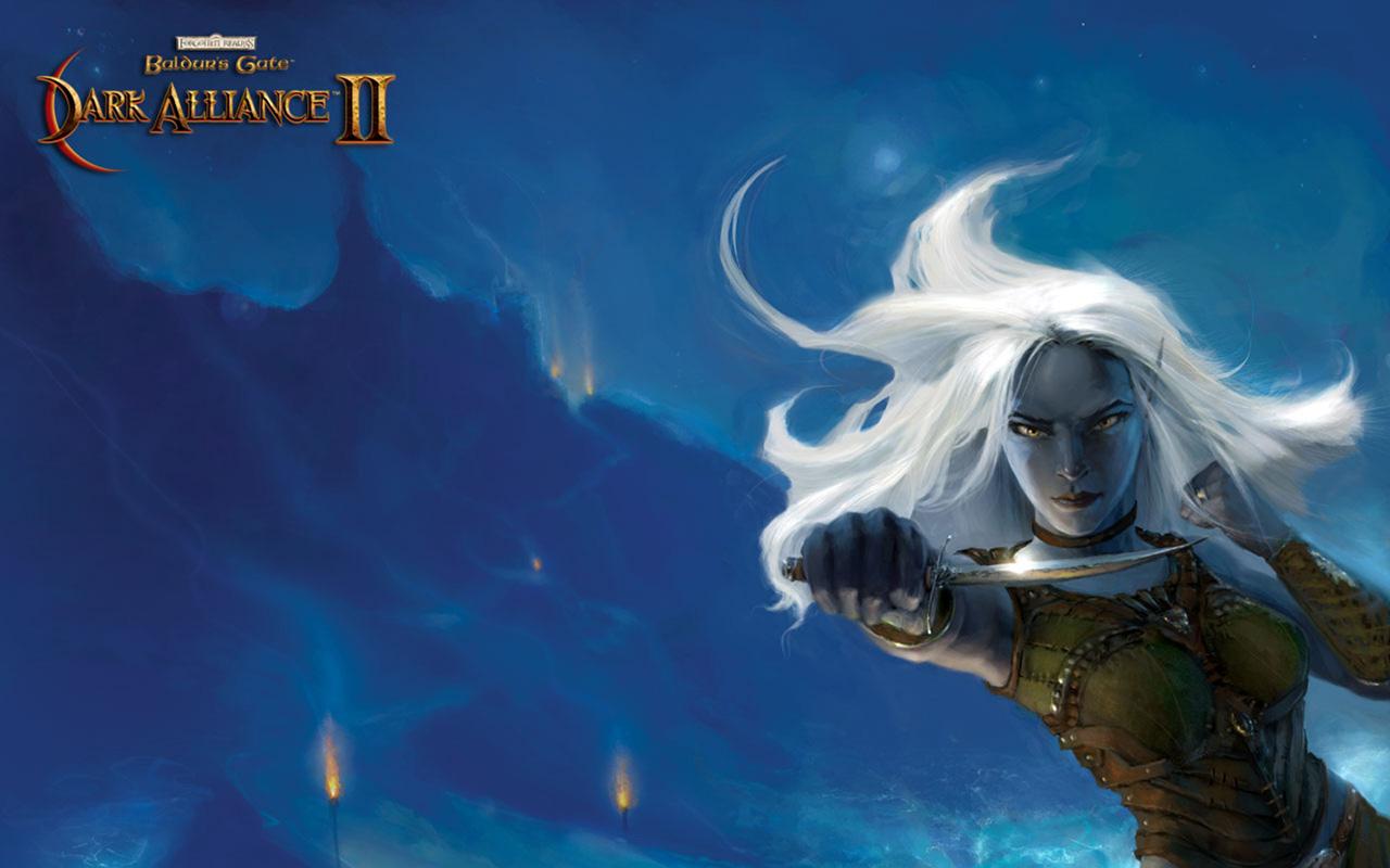 Free Baldur's Gate: Dark Alliance II Wallpaper in 1280x800