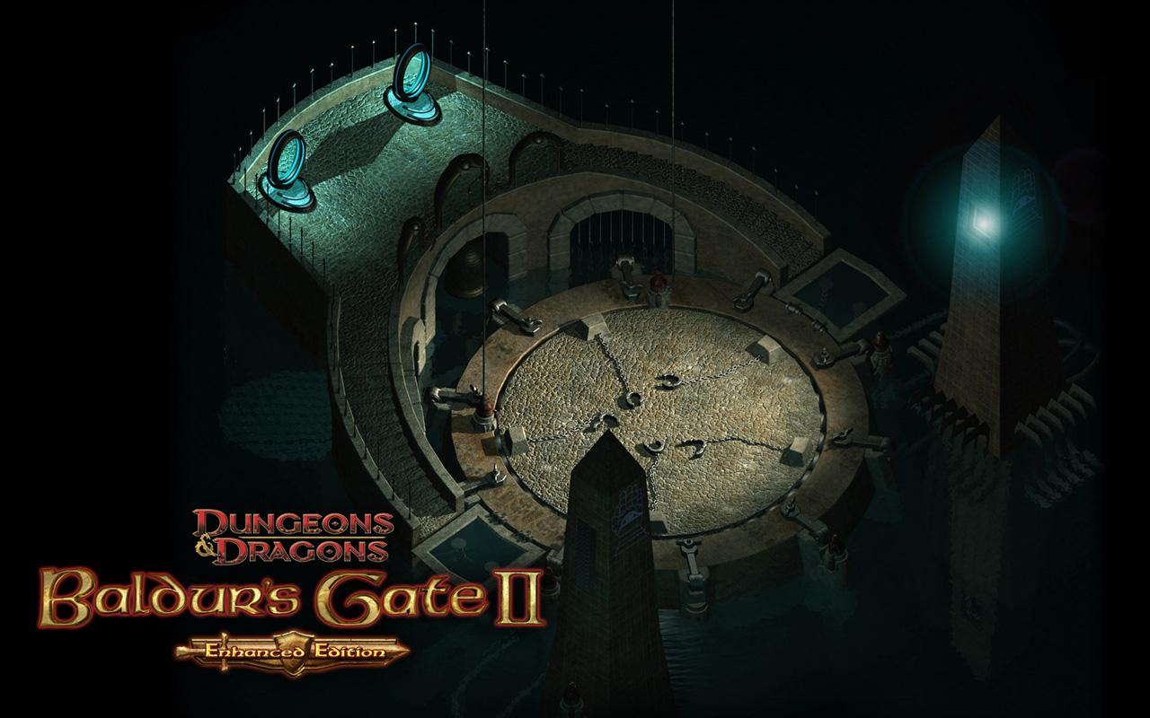 Free Baldur's Gate II Wallpaper in 1280x800