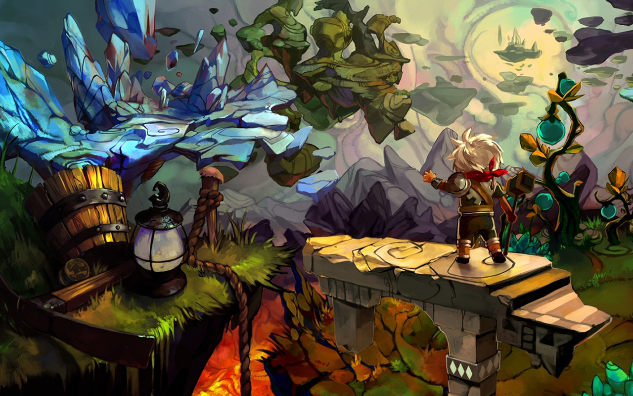 Bastion Wallpaper in 1280x800