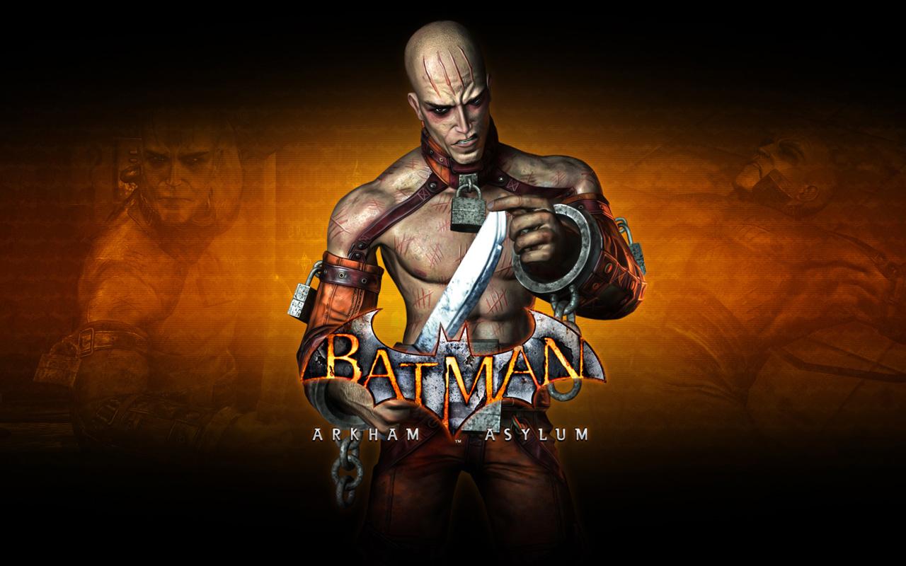 Free Batman: Arkham Asylum Wallpaper in 1280x800