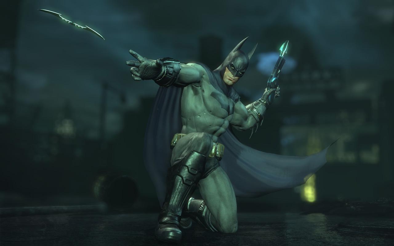 Free Batman: Arkham City Wallpaper in 1280x800