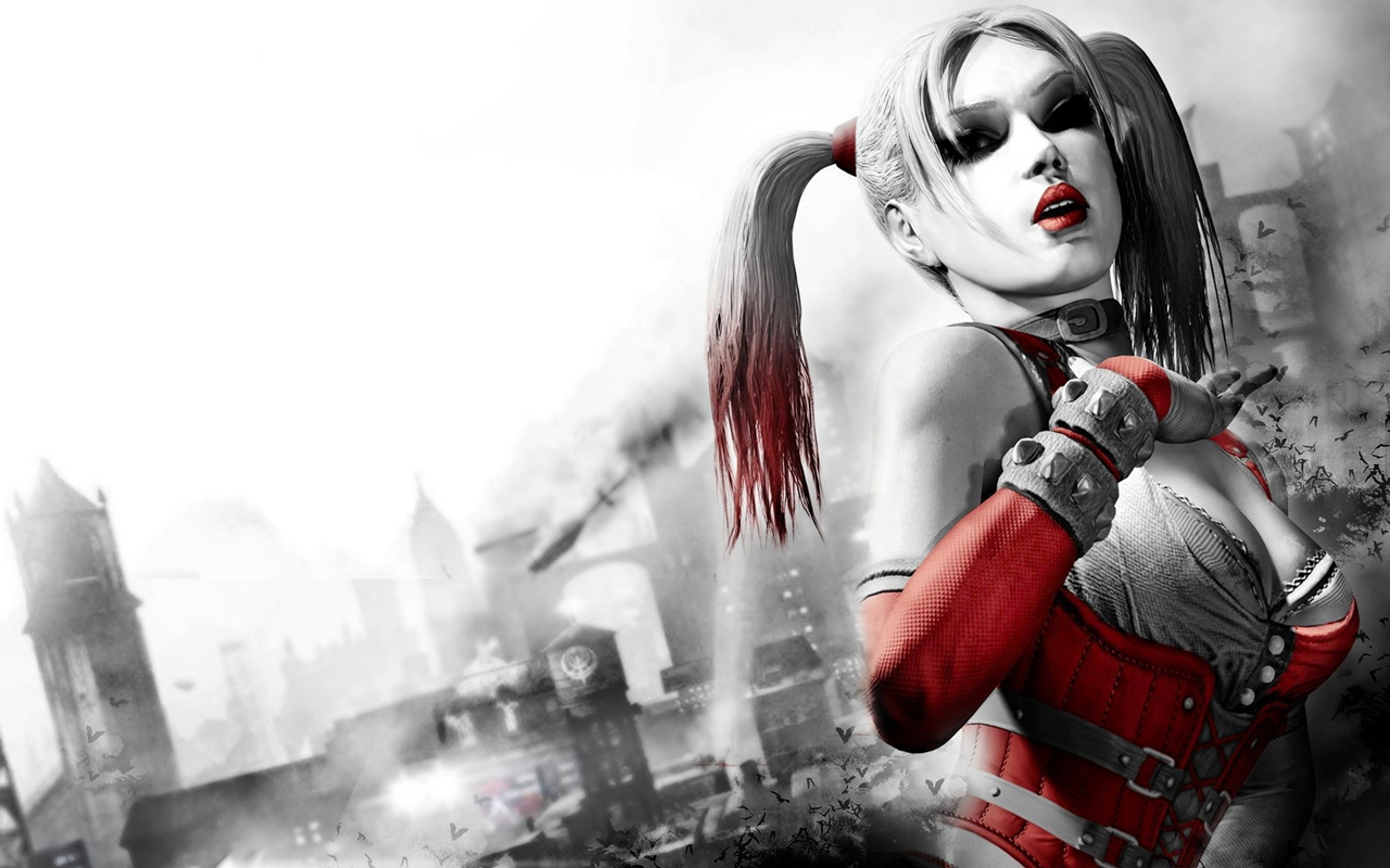 Free Batman: Arkham City Wallpaper in 1280x800