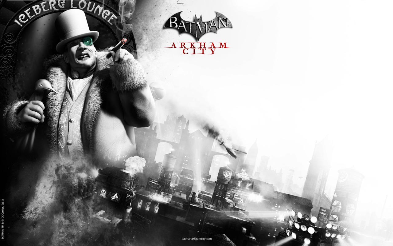 Batman: Arkham City Wallpaper in 1280x800