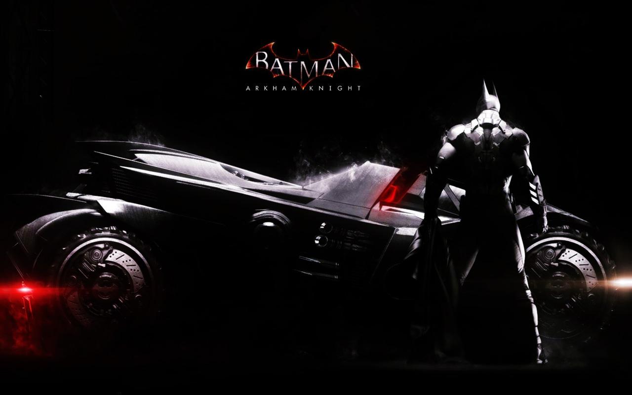 Free Batman: Arkham Knight Wallpaper in 1280x800