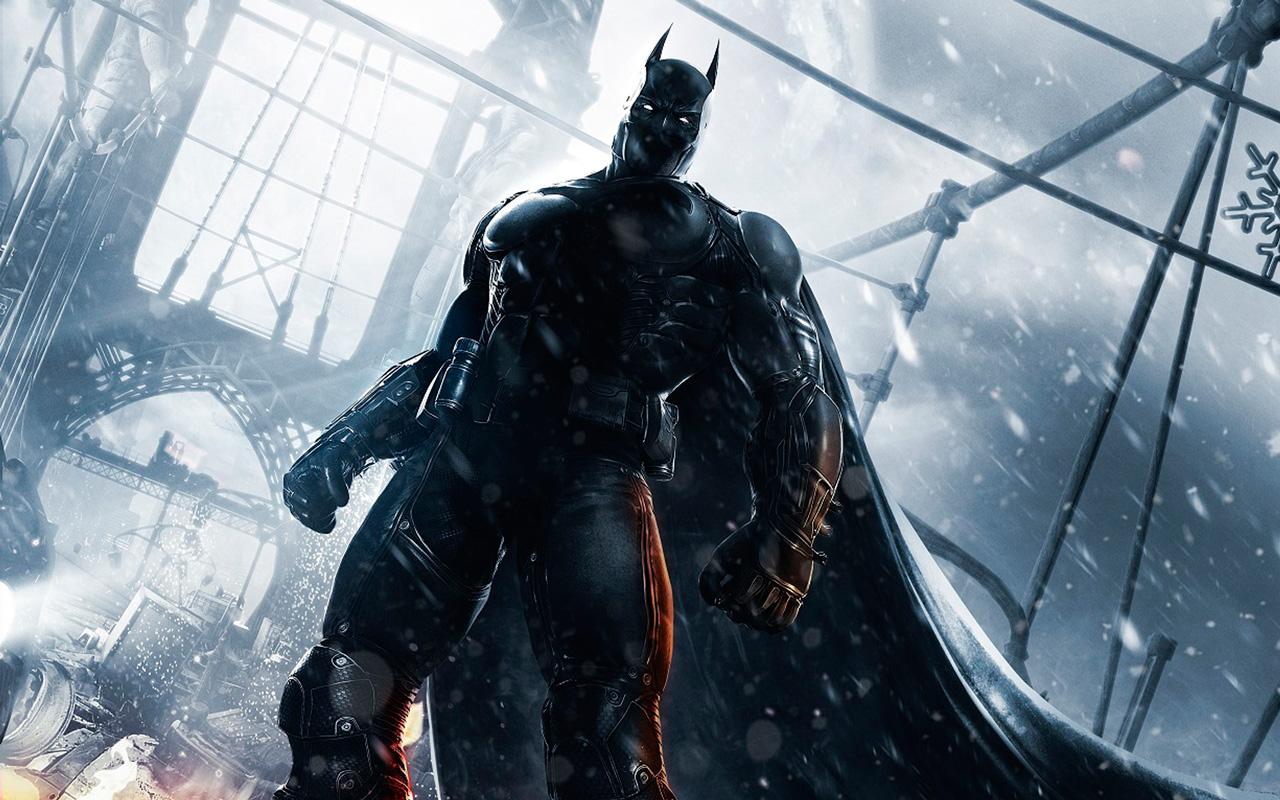 Batman: Arkham Origins Wallpaper in 1280x800
