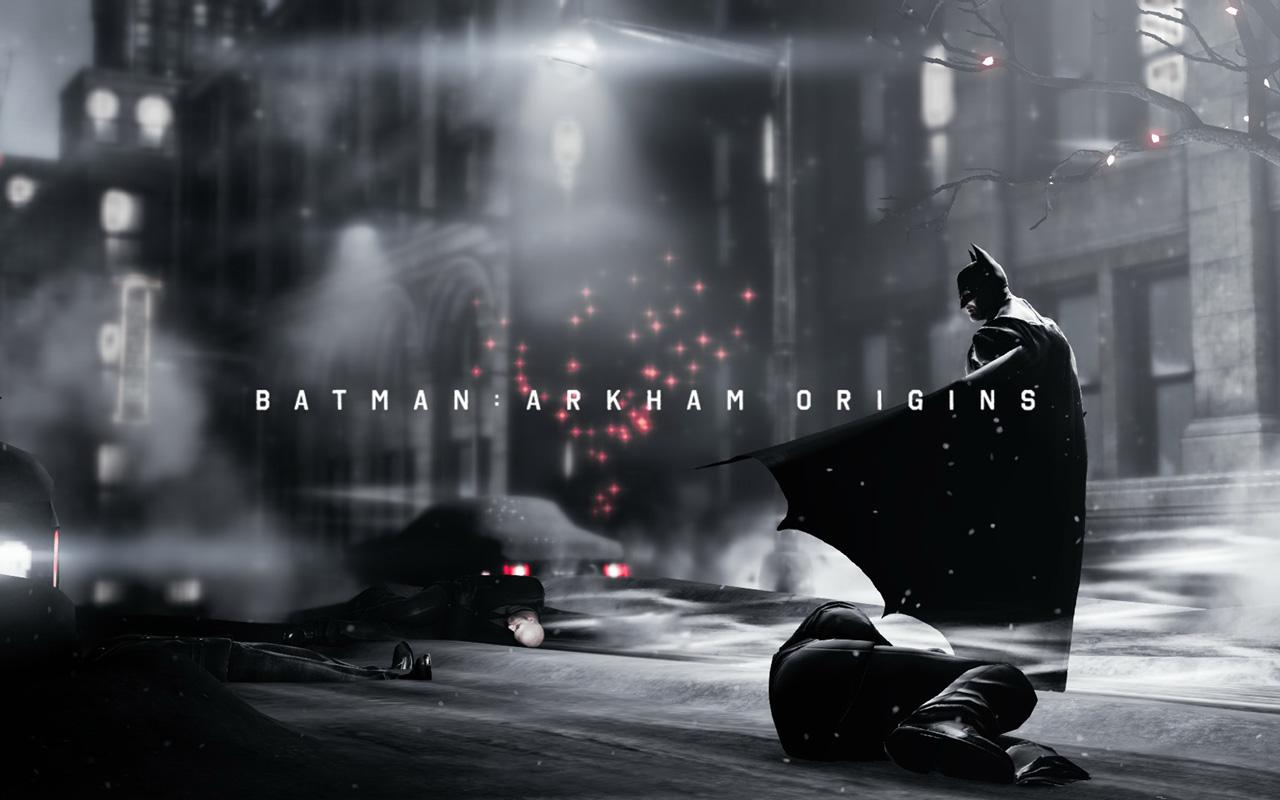 Free Batman: Arkham Origins Wallpaper in 1280x800