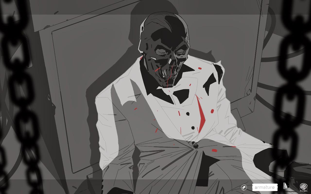 Free Batman: Arkham Origins Blackgate Wallpaper in 1280x800