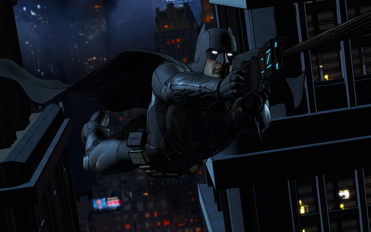 Free Batman: The Telltale Series Wallpaper in 1280x800