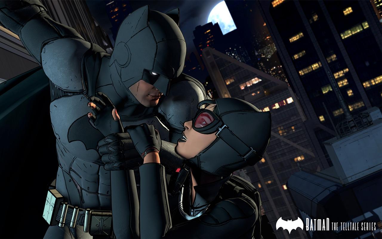 Free Batman: The Telltale Series Wallpaper in 1280x800