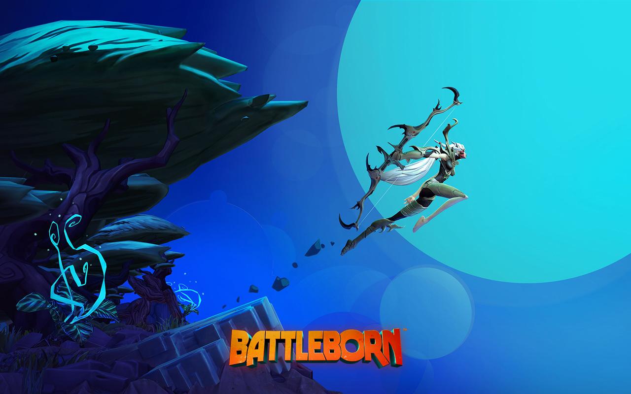 Free Battleborn Wallpaper in 1280x800