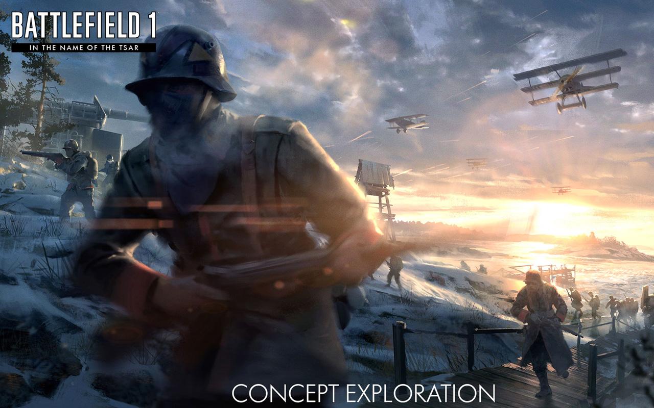 Free Battlefield 1 Wallpaper in 1280x800