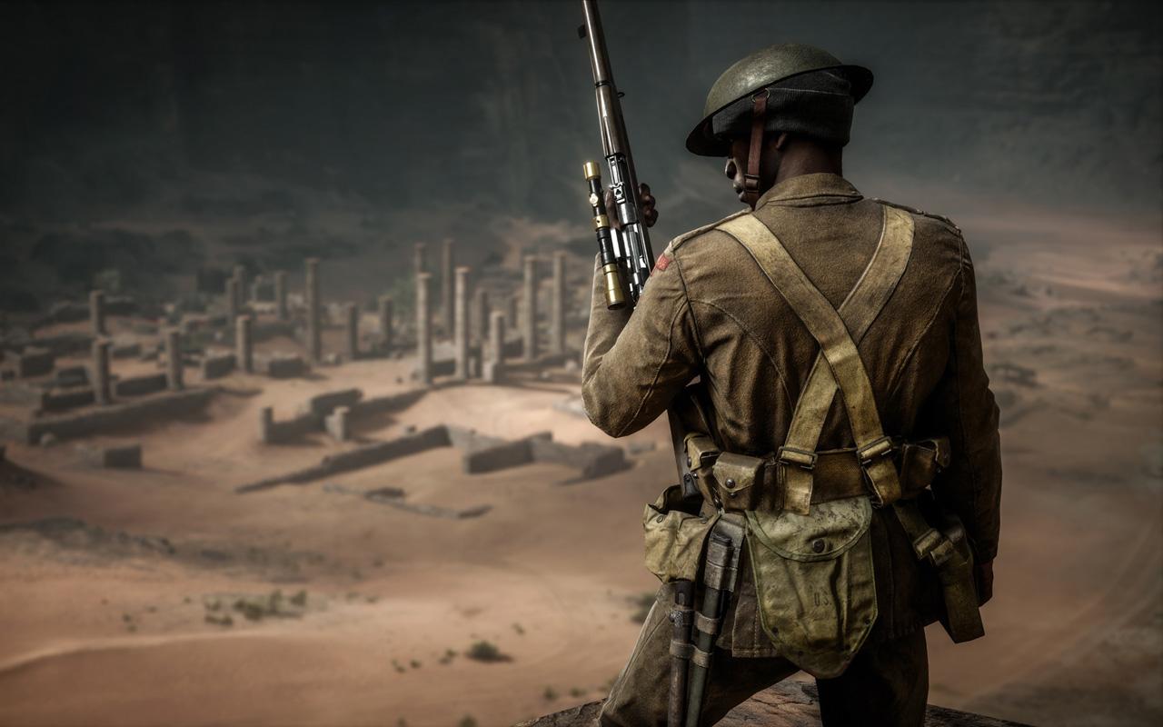 Battlefield 1 Wallpaper in 1280x800