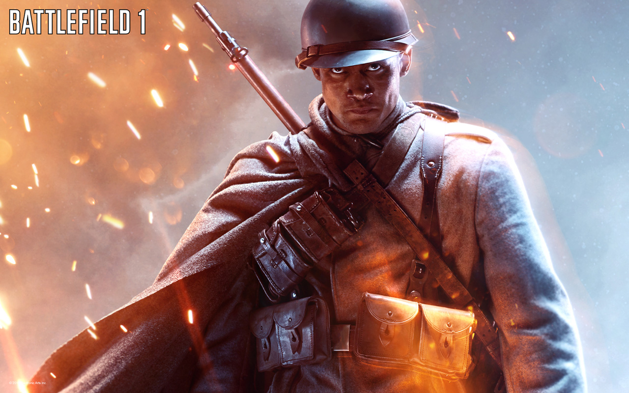Free Battlefield 1 Wallpaper in 1280x800