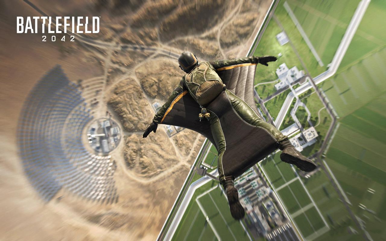Free Battlefield 2042 Wallpaper in 1280x800