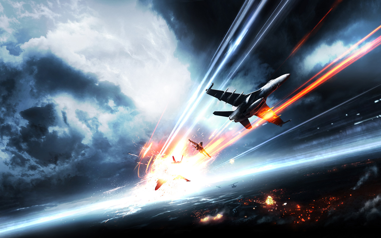 Battlefield 3 Wallpaper in 1280x800