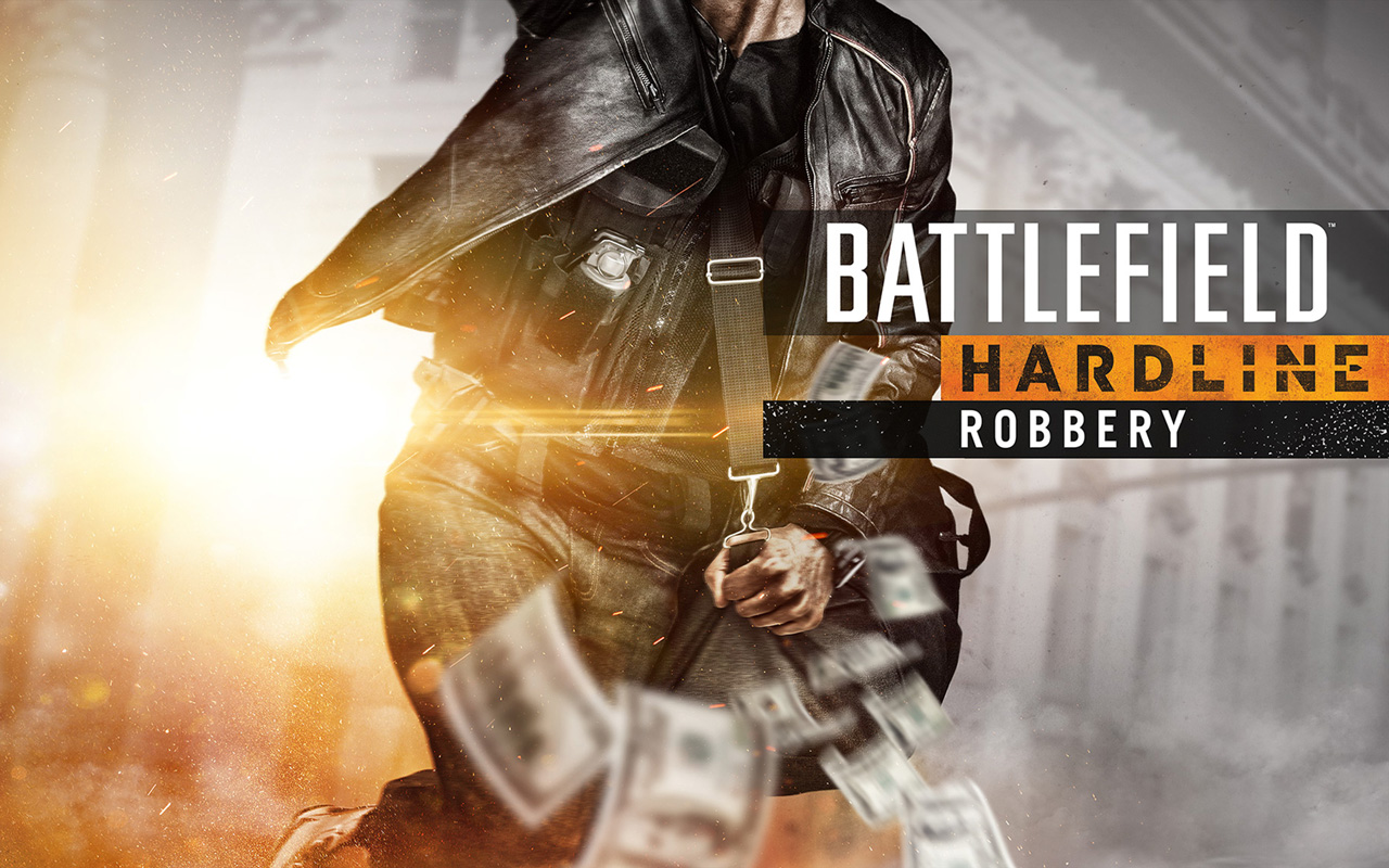 Free Battlefield: Hardline Wallpaper in 1280x800