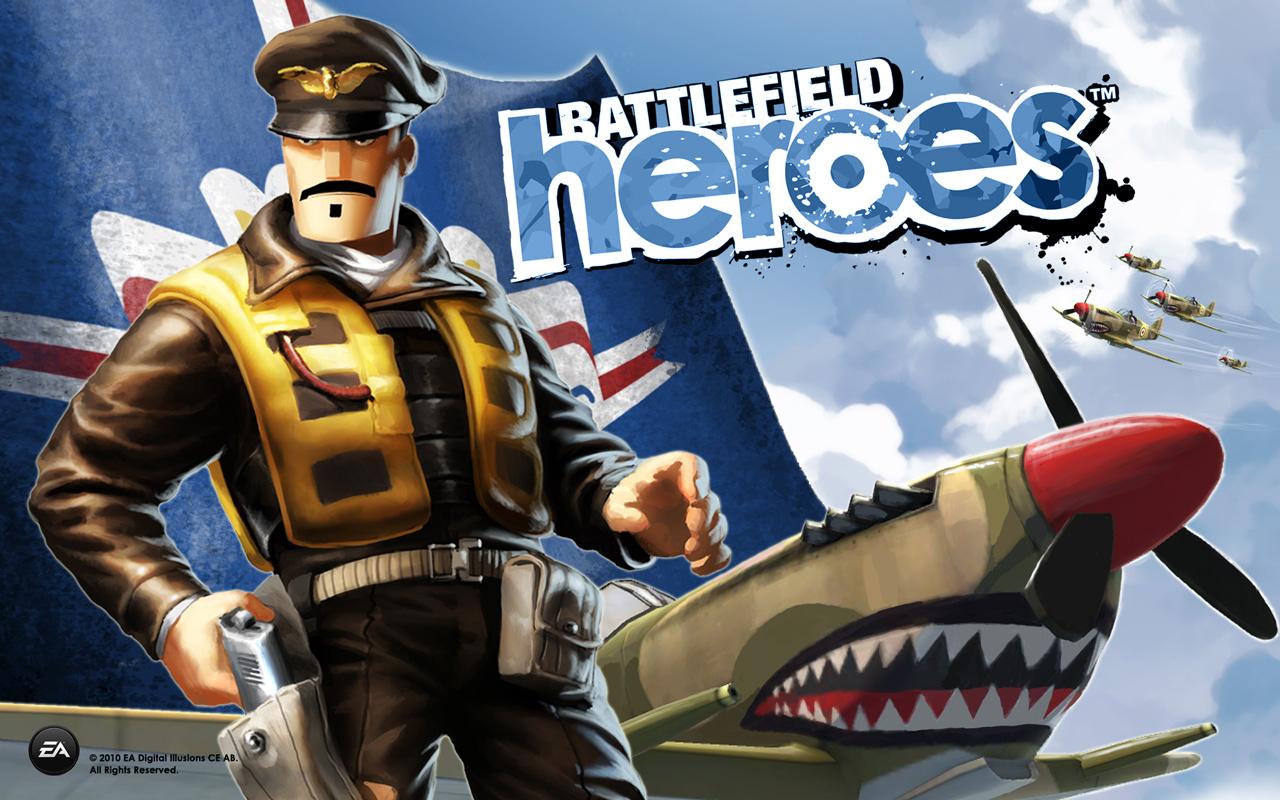 Free Battlefield Heroes Wallpaper in 1280x800