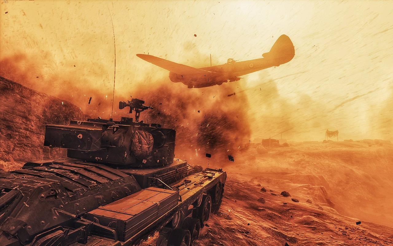 Battlefield V Wallpaper in 1280x800