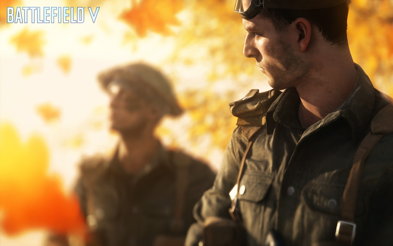 Free Battlefield V Wallpaper in 1280x800