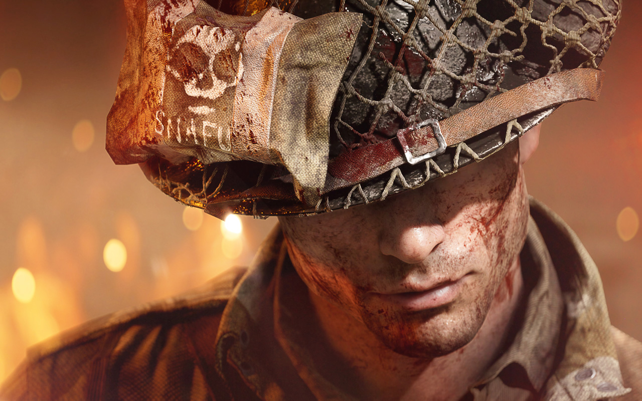 Free Battlefield V Wallpaper in 1280x800