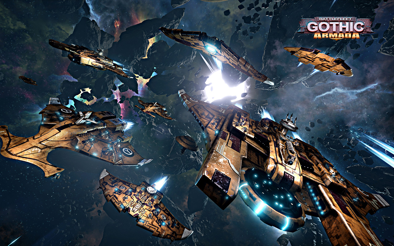 Free Battlefleet Gothic: Armada Wallpaper in 1280x800