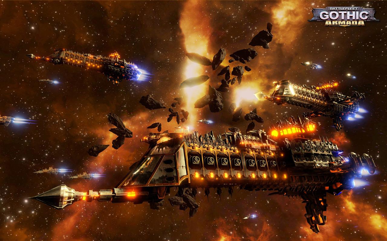 Free Battlefleet Gothic: Armada Wallpaper in 1280x800
