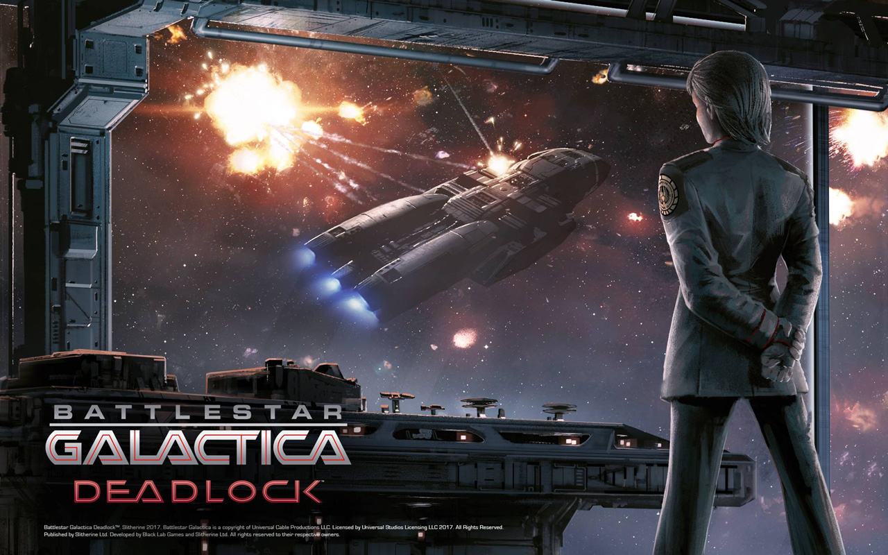 Free Battlestar Galactica Deadlock Wallpaper in 1280x800