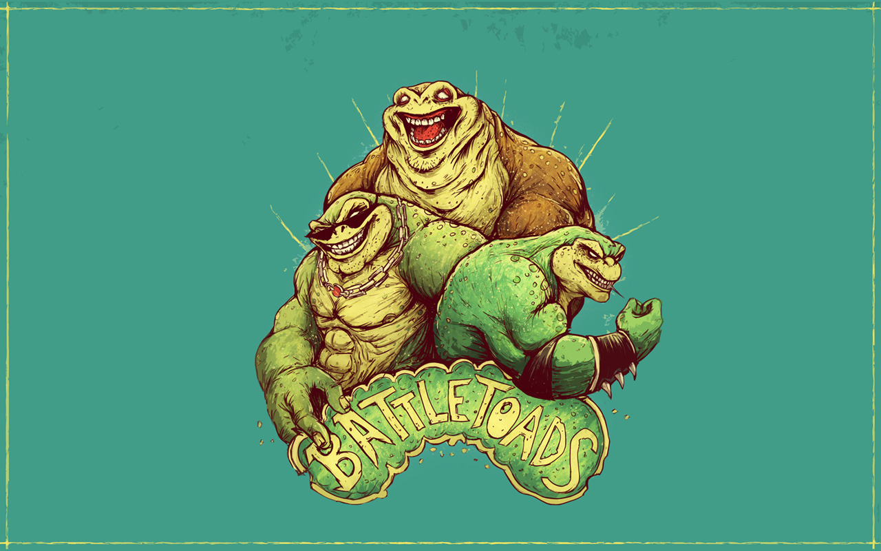 Free Battletoads (2019) Wallpaper in 1280x800
