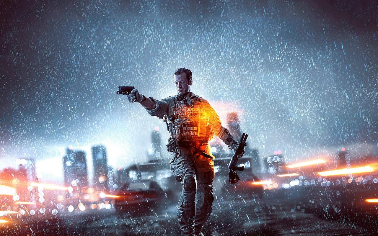 Free Battlefield 4 Wallpaper in 1280x800