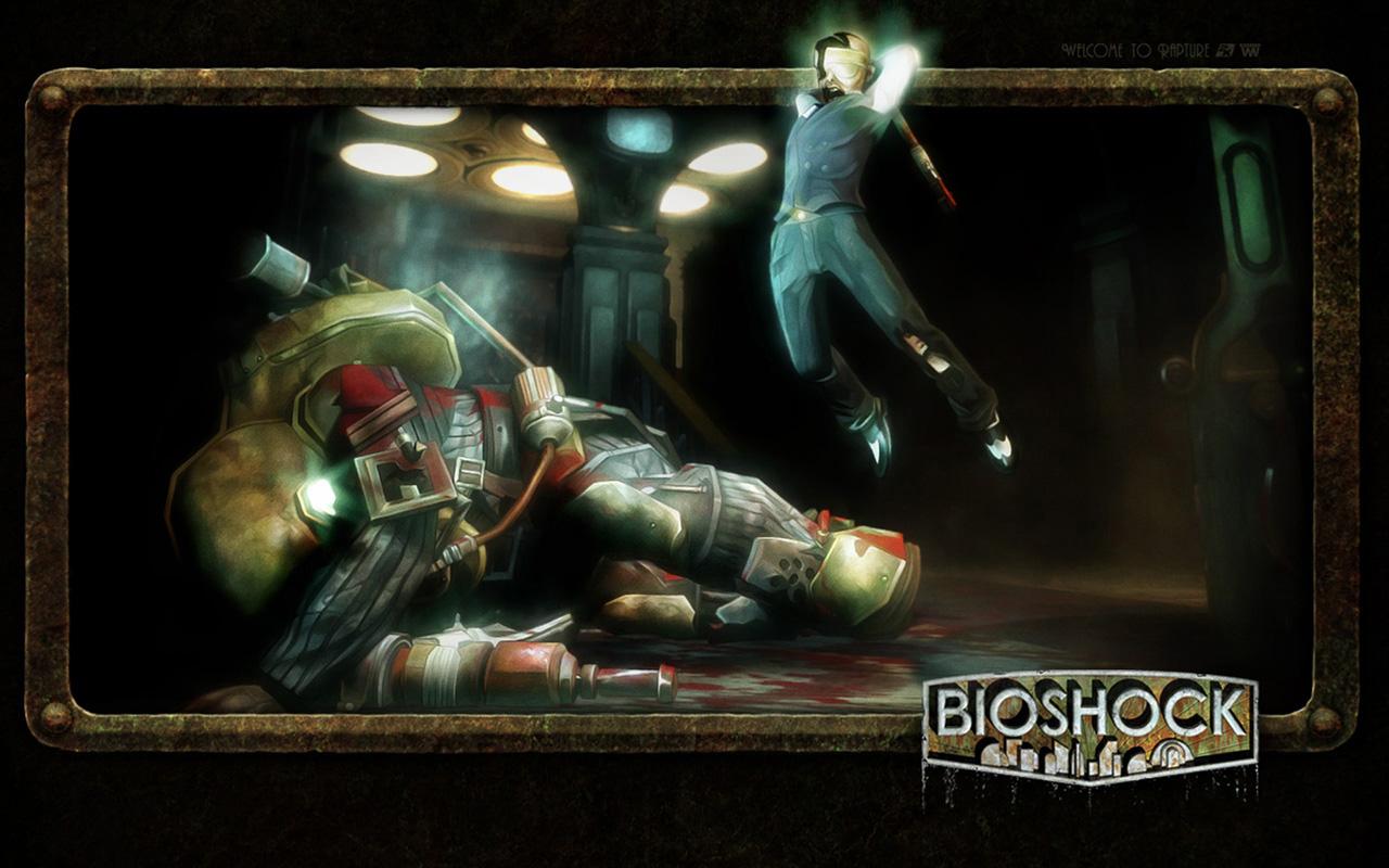 Free Bioshock Wallpaper in 1280x800