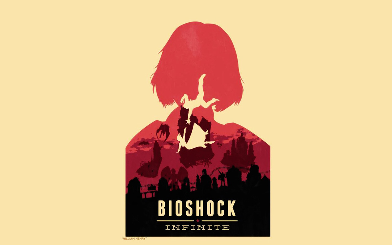 Free Bioshock Infinite Wallpaper in 1280x800