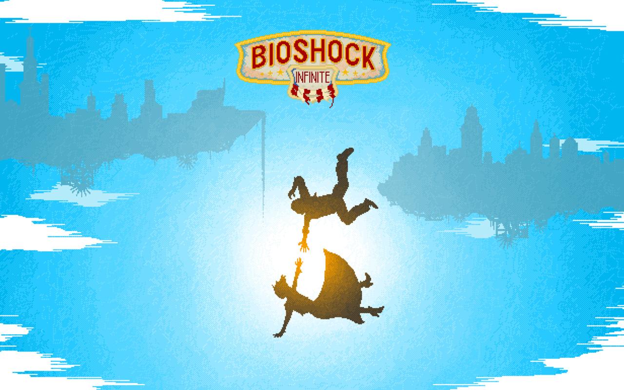 Free Bioshock Infinite Wallpaper in 1280x800