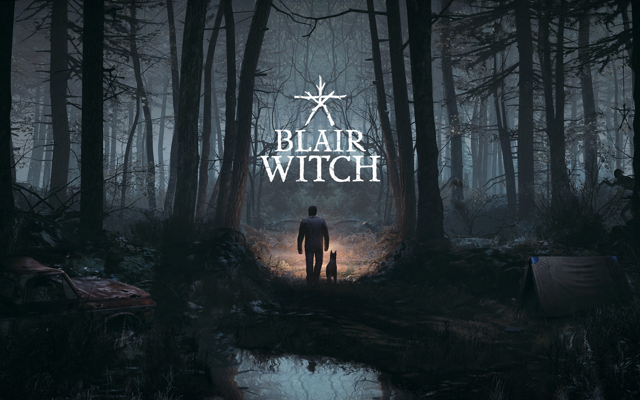 Free Blair Witch Wallpaper in 1280x800