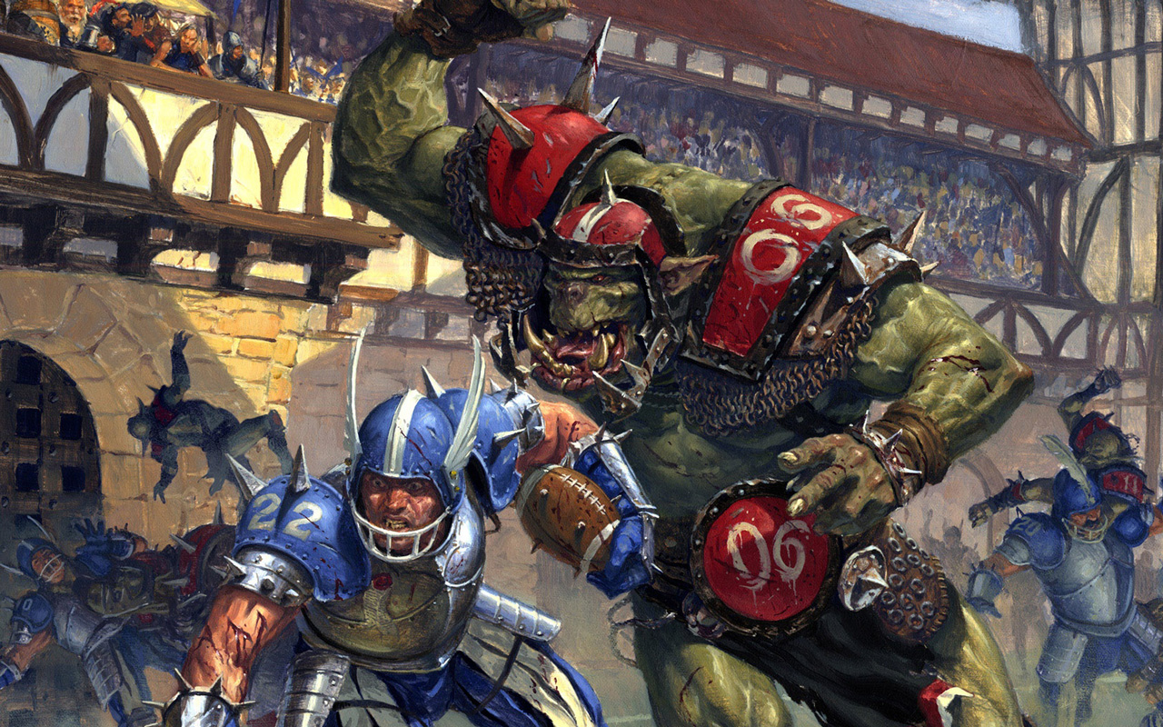 Free Blood Bowl Wallpaper in 1280x800