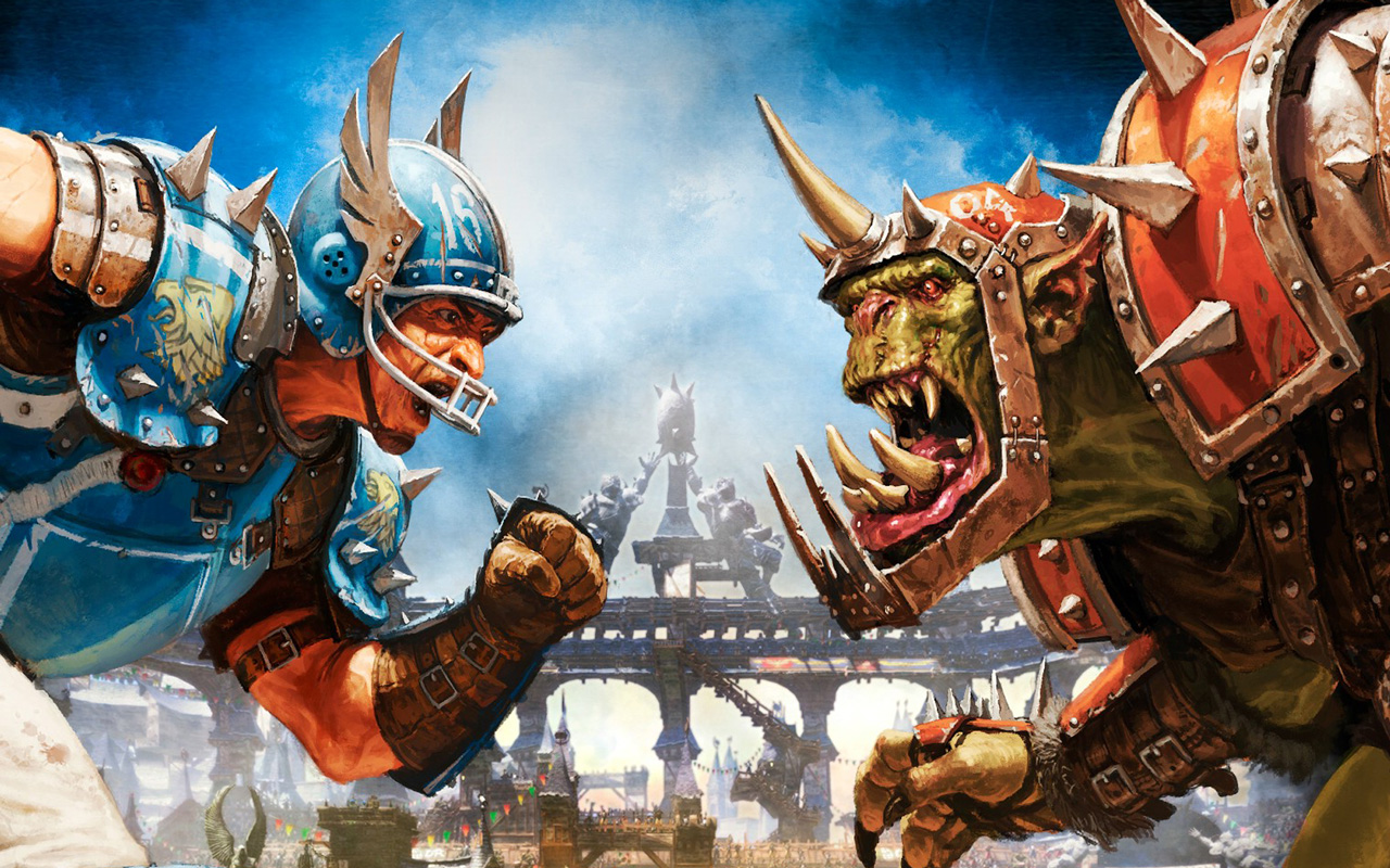 Free Blood Bowl 2 Wallpaper in 1280x800