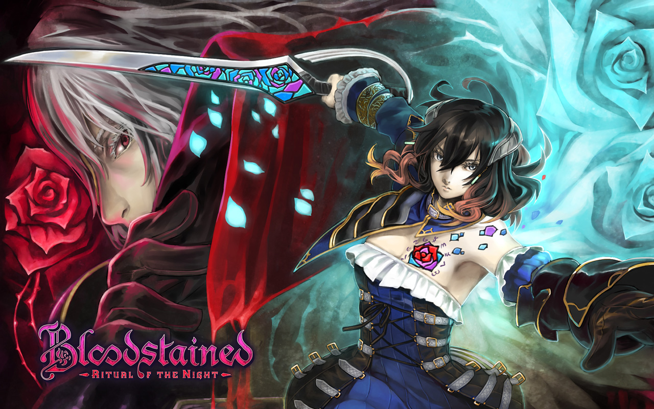 Free Bloodstained: Ritual of the Night Wallpaper in 1280x800