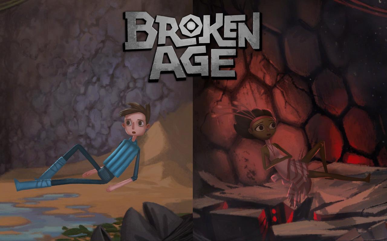 Free Broken Age Wallpaper in 1280x800
