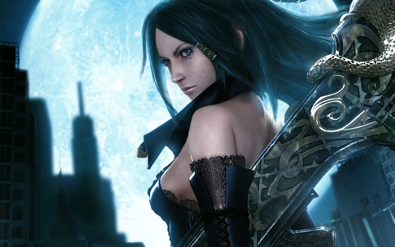 Free Bullet Witch Wallpaper in 1280x800