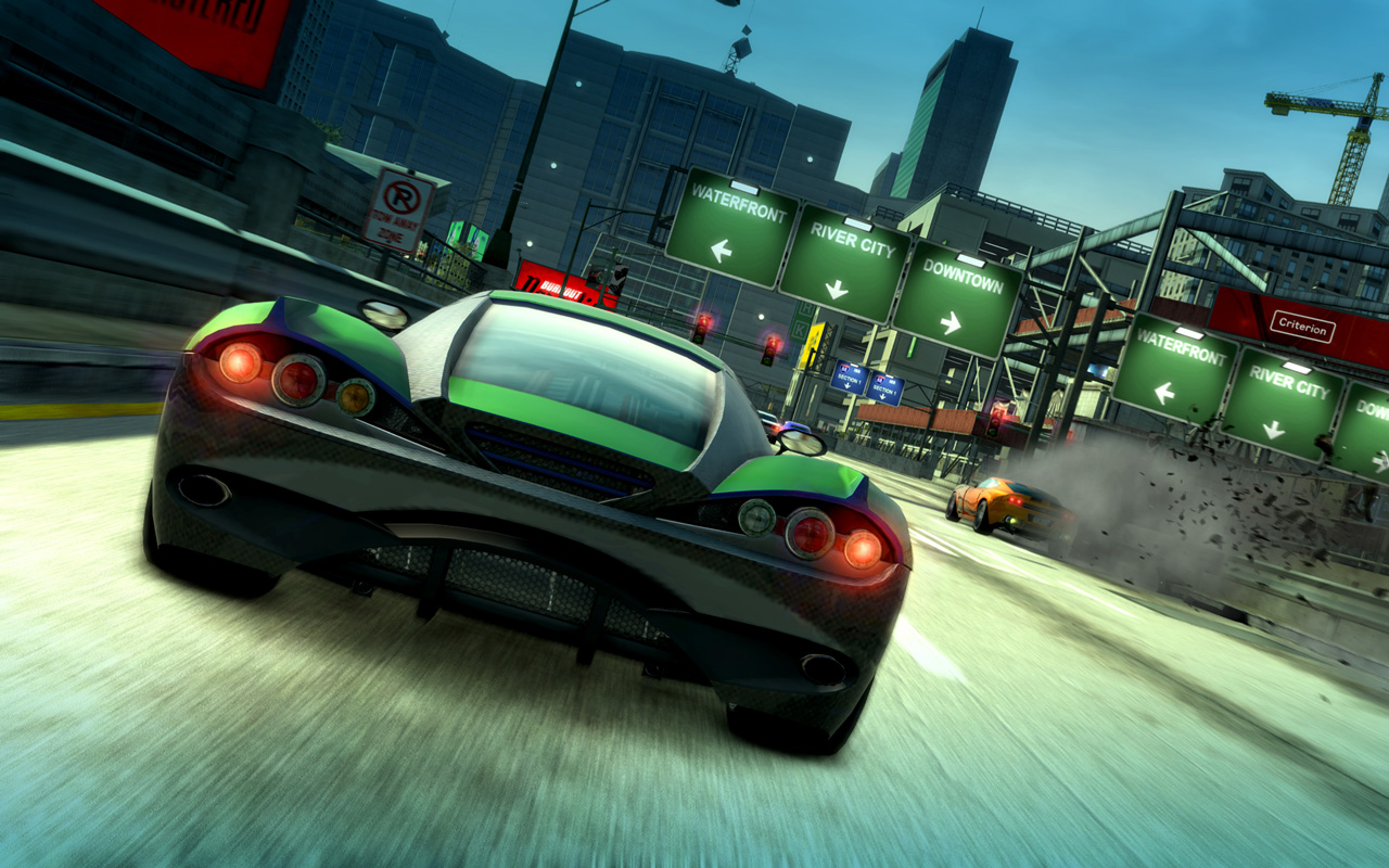 Free Burnout Paradise Wallpaper in 1280x800