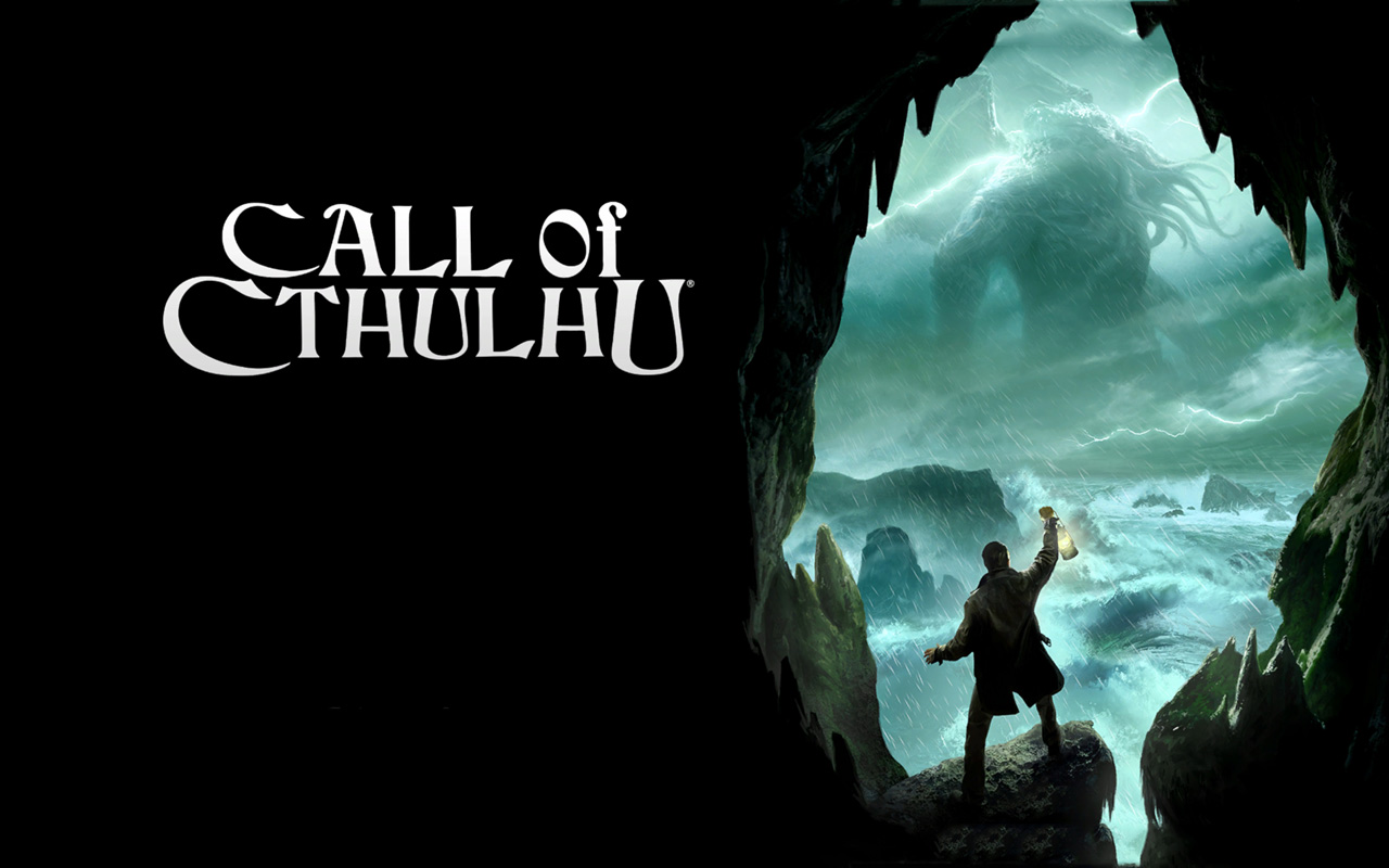 Free Call of Cthulhu Wallpaper in 1280x800