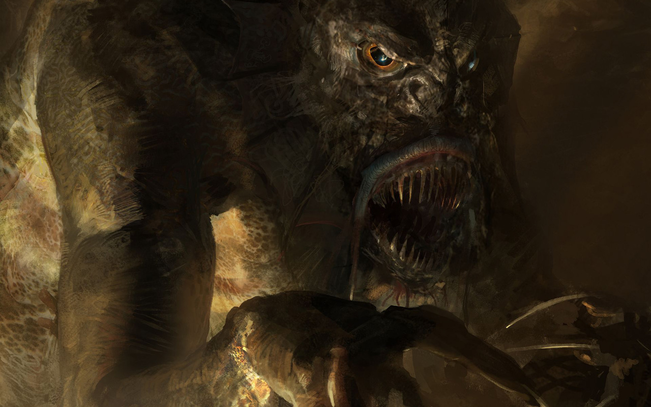 Free Call of Cthulhu: Dark Corners of the Earth Wallpaper in 1280x800