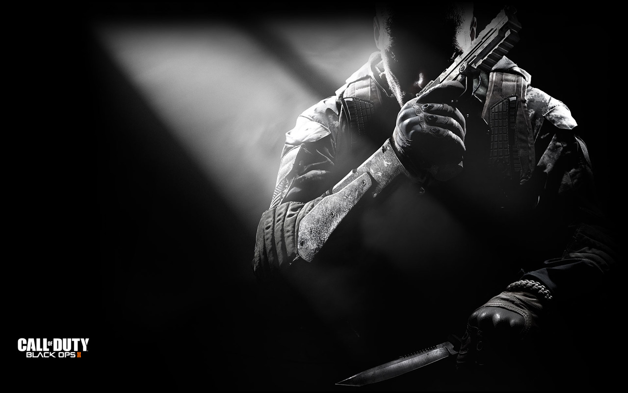 Free Call of Duty: Black Ops 2 Wallpaper in 1280x800